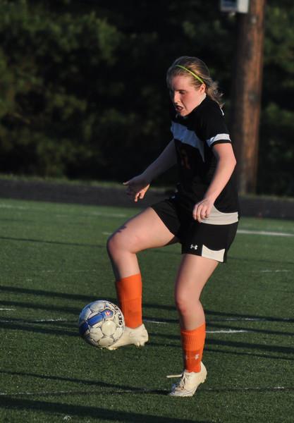 Western girls soccer drops CHS 2015