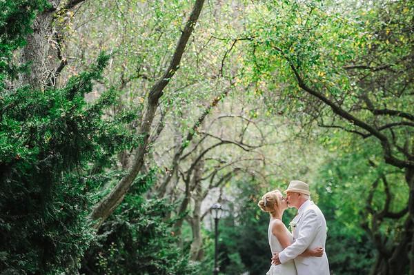 Stacey & Bob - Central Park Wedding