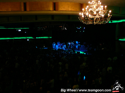 Flogging Molly - Anti Flag - The Briggs - at The Hollywood Palladium - Hollywood, CA - October 25, 2008