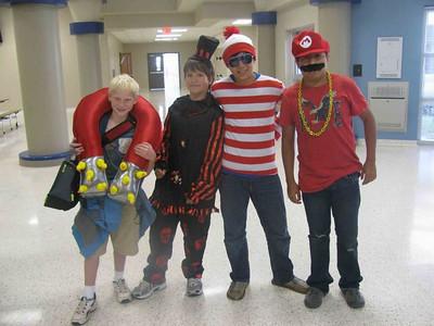 Halloween Dress Up Contest