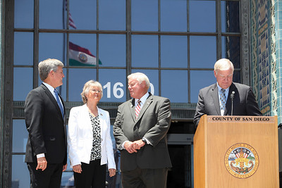 County of San Diego 75th Anniverary Celebration