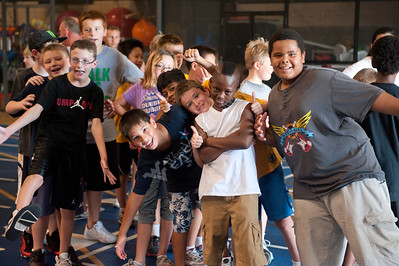 28405 WVU CPASS National Youth Sports Program 25th Anniversary July 2012