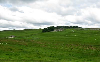 Hadrian's Wall Day 4  26/06/2013