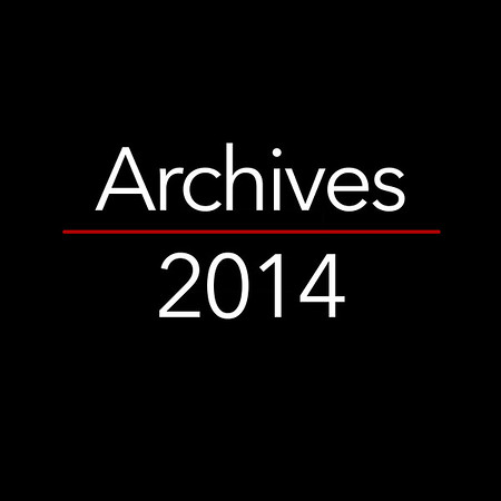 2014 - Archive