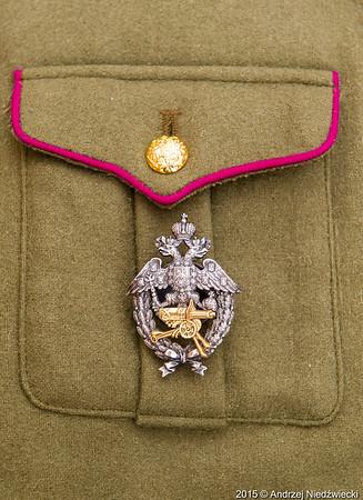 Pagony, odznaki i inne