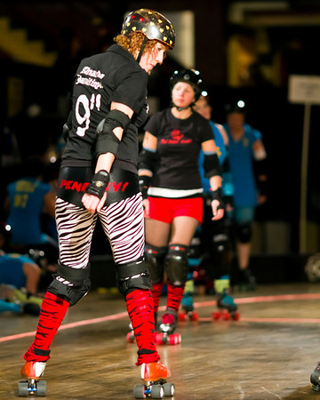Dooms Daisies v Red Ridin Hoods 02/05/2011