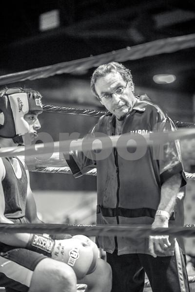 2016 July Boxing at Robarts Arena