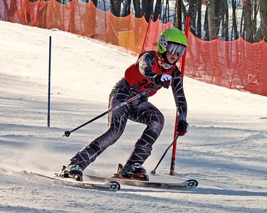"""Amber """"Ski Racer"""""""