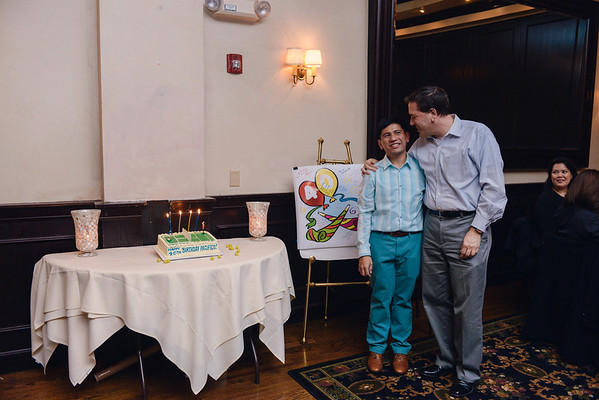 Pacifico's 40th Birthday