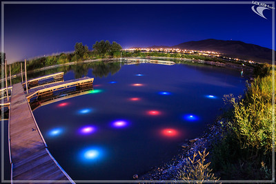 2013-07-09 Glowsticks Lake