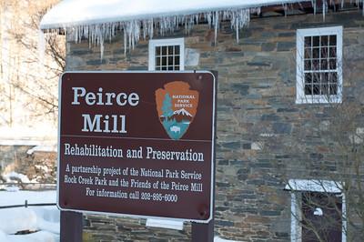 Pierce Mill Snow
