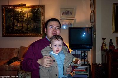 11 - Visit Patrick November 2002