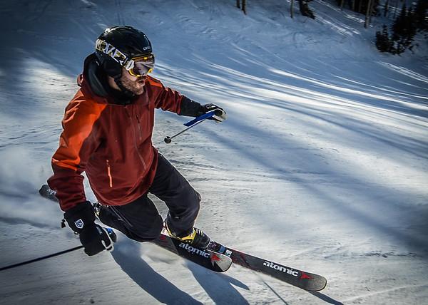 Ski Camp Day1-2