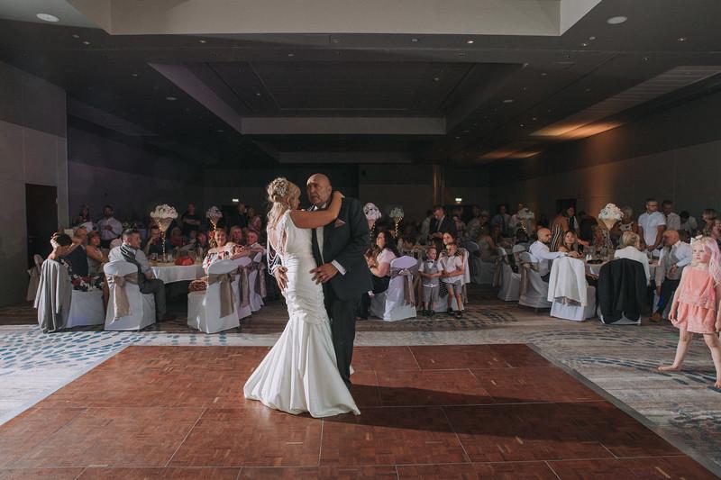 Marriot Hotel wedding photography