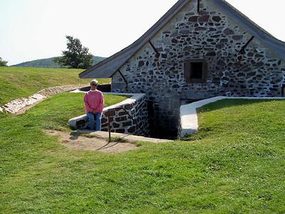 Annapolis Royal-Fort Anne