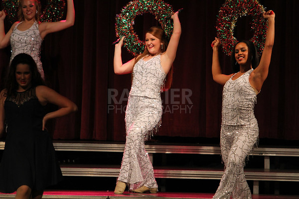 CFHS Show Choir - Holiday Spectacular 2014