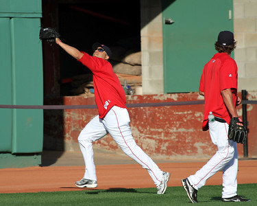 Red Sox, April 7, 2010
