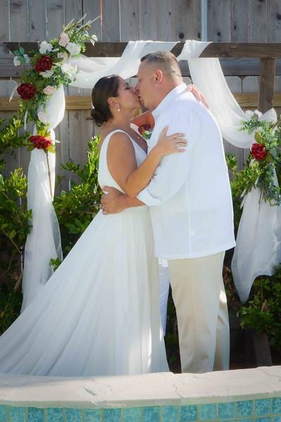 Tina and John Wedding