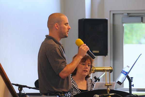 July 19, 2009 Worship Service