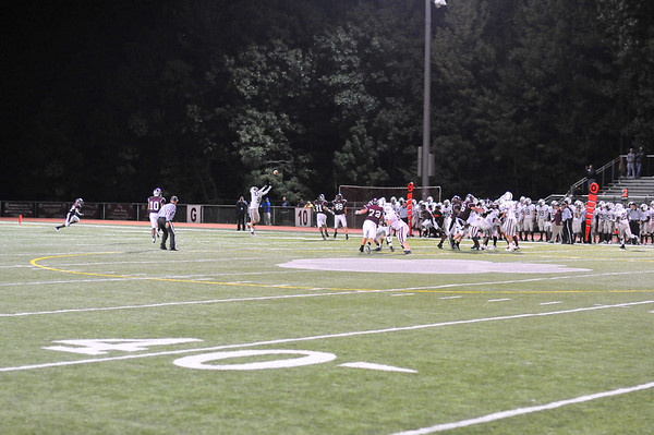 2011 VARSITY RB VS MATAWAN