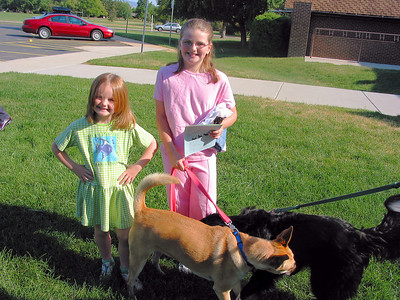 Mountain View UMC 07-20-2003 Blessing of Animals