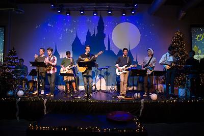 Christmas at the Disney 2014