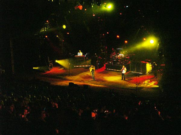 2005.09.10 - DMB @ Red Rocks