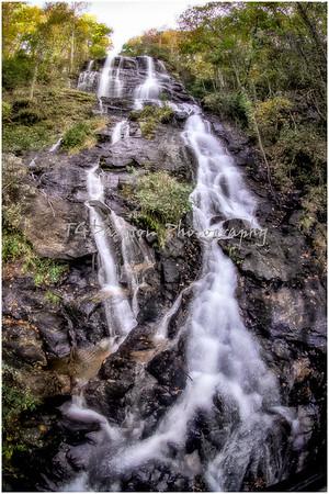 Amicalola and Toccoa Falls 2019