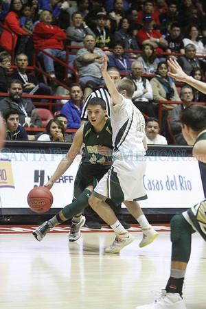 West Las Vegas vs Hope boys basketball March 14, 2015