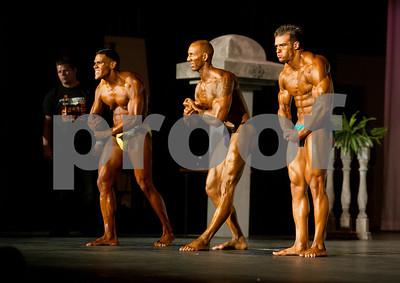 7/21/12 Purebody Nutrition Extravaganza Bodybuilding Show by Sarah Miller