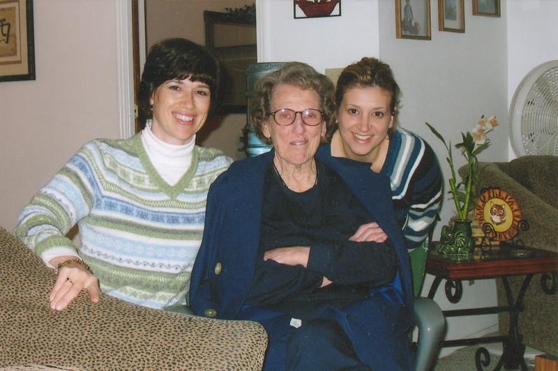 Nancy, Elizabeth, Kristi
