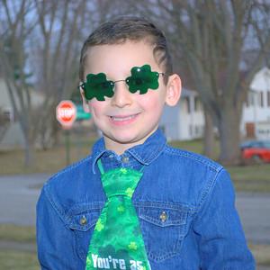 2011-03-17 St Patrick's Day at Little U