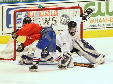 Section V Senior Select Hockey Game 3-20-10