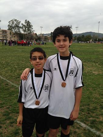 2012-13 Nareg Soccer