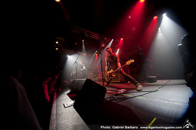 Street Dogs - Koffin Kats - Roll the Tanks - and Downtown Struts -  at The Highline Ballroom – New York City, NY – September 15, 2012