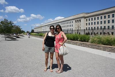 July 2011 Cally Ilona Visit