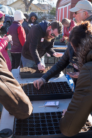 2018 Spring Seeds to Starts Workshops