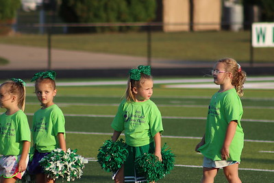 Maplettes, Cheerleaders, & Friends!