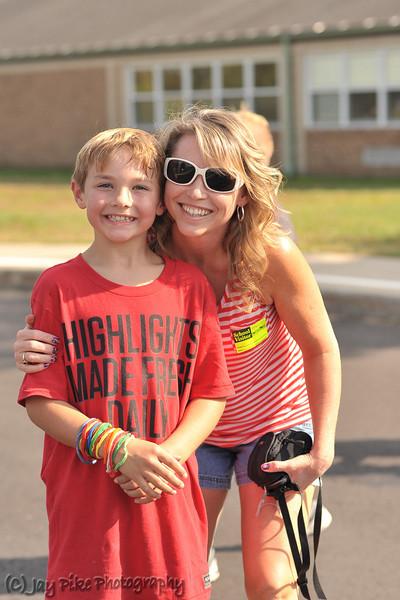 September 28, 2012 - Road Rally - 2:45-3:25 - 5th Grade
