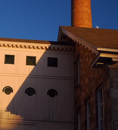 Industrial Mill Buildings
