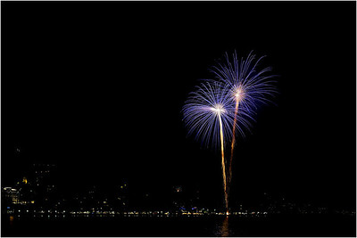 Feux D'artifice Montreux 2017-2014-2013