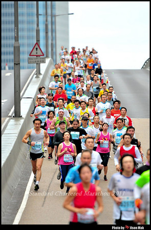2011 Standard Chartered Marathon - 渣打馬拉松
