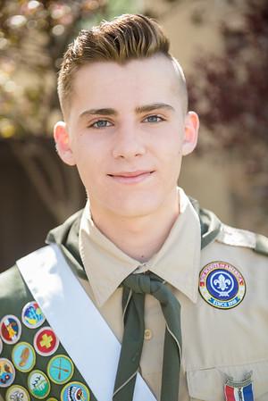 Trey Eagle Scout