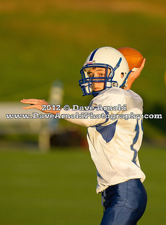 9/21/2012 - Varsity Football - Braintree vs Needham