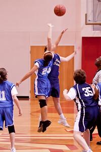 Jan 15 - 8th Gr Girls Basketball vs All Saints