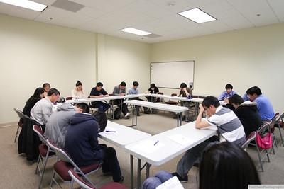 Mandarin Prayer Meeting 8-11-2010