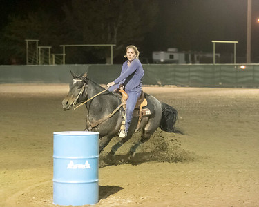 Barrel Race 15 Oct 2020