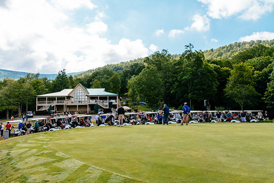 2017 Snowshoe Foundation Golf Tournament