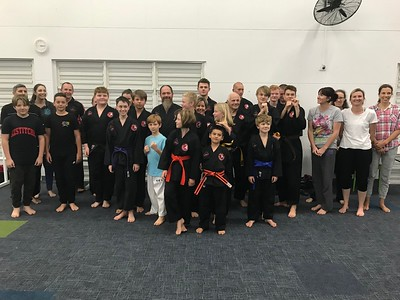 Advanced Combat Self Defence Course October 2018