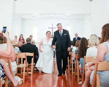 Cheryl and Robert Wedding
